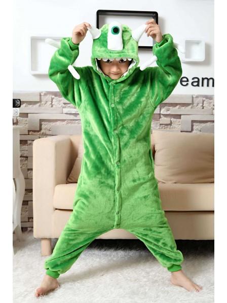 Nothic Onesie Kigurumi Pajamas Kids Animal Costumes For Teens