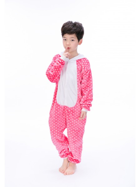 Kitty Cat Onesie Kigurumi Pajamas Kids Animal Costumes For Teens