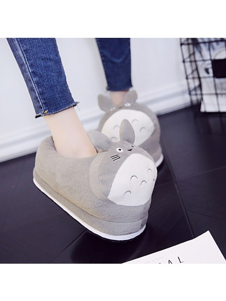 Totoro Slippers Animal Costume Shoes