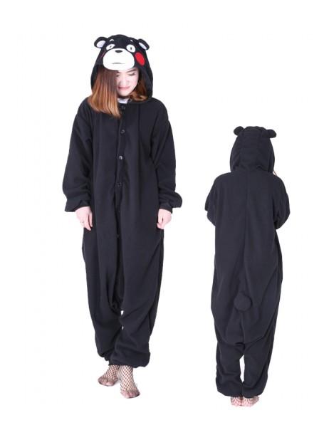 Kumamon Kigurumi Onesie Pajama Animal Unisex Costumes