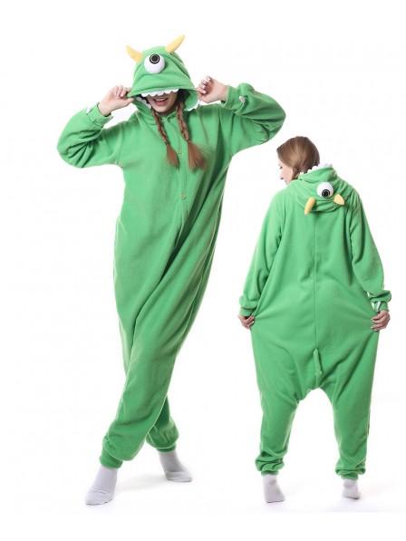 One Eyed Monster Kigurumi Onesie Pajamas Animal Unisex Costumes