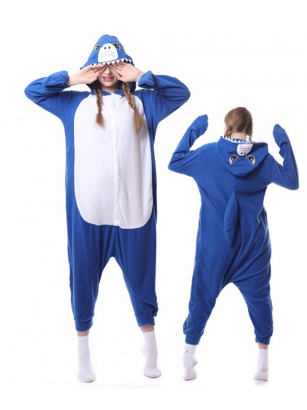 Shark Kigurumi Onesie Pajamas Animal Unisex Costumes