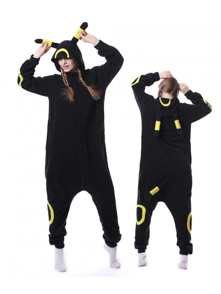 Pokemon Yellow Monster Kigurumi Onesie Pajamas Animal Unisex Costumes