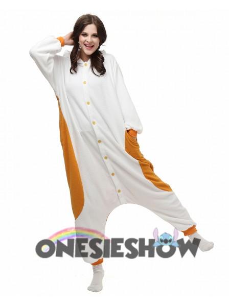 6aa2dfe60eab Hamster Kigurumi Onesie Pajamas Polar Fleece Animal Unisex Costumes ...